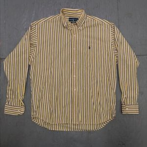 Polo by Ralph Lauren Blake style button front